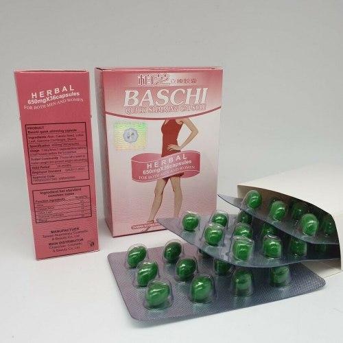 Капсулы для похудения Baschi Баши (гелевые)