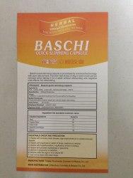 Капсулы для похудения Baschi Баши (оранжевая упаковка)