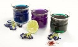 Синий Чай из цветов клитории Анчан