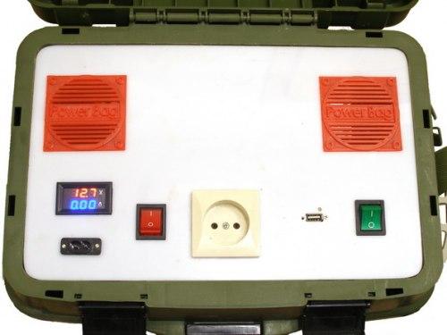 """Автономный источник питания 220В Elsystems """"Power Bag"""""""