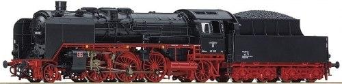 Немецкий паровоз BR 23 002 DRG времен второй мировой ROCO 72250