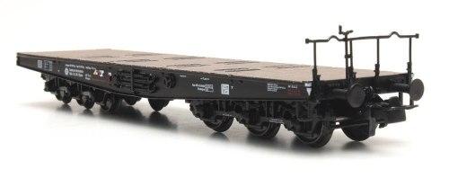 Немецкая 6-ти осная платформа для перевозки бронетанковой техники DRG Artitec 20.320.02