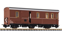 Aвстрийский узкоколейный почтовый вагон MzB ÖBB Liliput L 344401