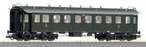 Cет немецкого пассажирского поезда из четырех вагонов DRG ROCO 45584, 45585, 45586, 45587
