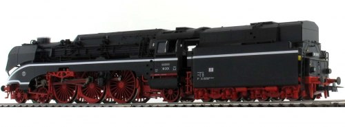 Немецкий паровоз BR 18 .201 DR ROCO 72246