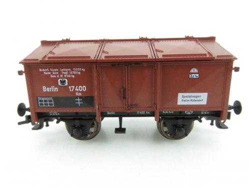 Прусский вагон с люками K.P.E.V. Fleischmann 5843