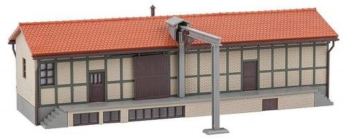 Товарная станция с краном Faller 190065