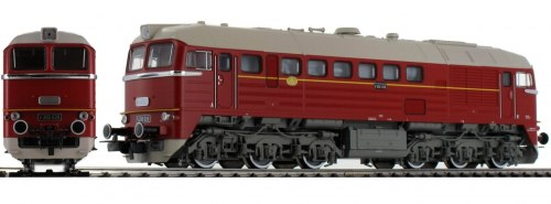 Немецкий дизель-локомотив V200 DR PIKO 52800