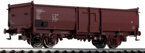 Немецкий полувагон с грузом DR Brawa 48630