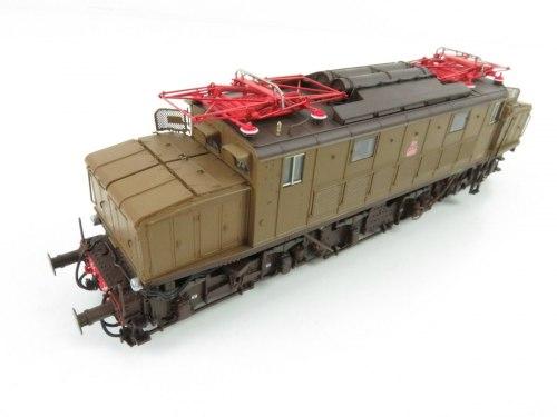 Итальянский электровоз Е626 FS LE Models 20513