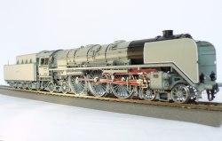 Немецкий паровоз BR 05 003 DRG времен второй мировой Lemke Collection LC 05010
