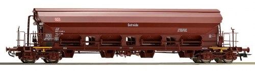Немецкий вагон-хоппер для сыпучих грузов DB ROCO 67277