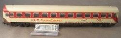 Немецкий пассажирский вагон TUI Ferien Express DB ROCO 44229