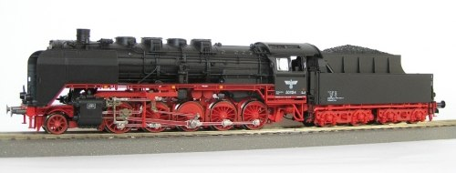 Немецкий паровоз BR 50 DRG времен второй мировой ROCO 43300