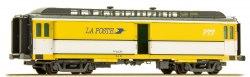Французский почтовый вагон Typ OCEM (kurze Version) SNCF REE Modeles VB-048