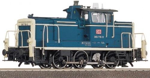 Немецкий маневровыйй тепловоз BR 364 DB-AG ROCO 63378