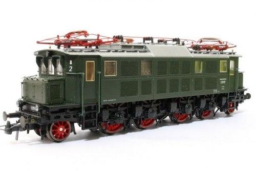 Немецкий электровоз BR E 17.07 DB ROCO 43717