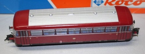 Немецкий вагон пассажирской дрезины VB98 DB ROCO 43019