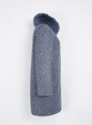 Пальто зимнее с мехом Millennium 592