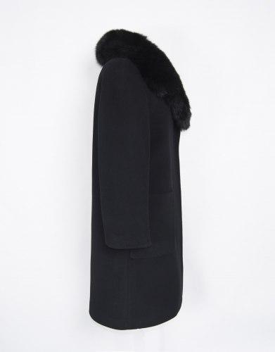Пальто зимнее с мехом Millennium 520