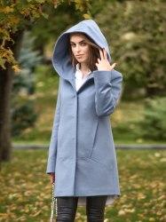 Пальто с капюшоном Millennium 799