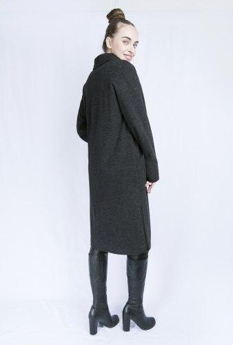 Пальто удлиненное с молниями Millennium 2006