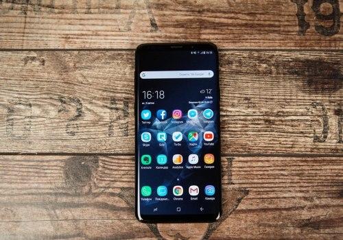 Смартфон Samsun Galaxy S9 Plus Копия. >РАСПРОДАЖА 2 ДНЯ< Samsung