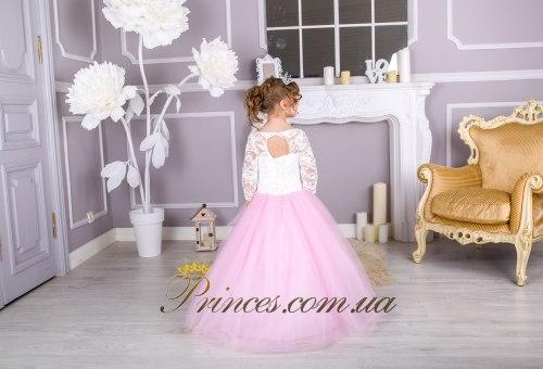 Платье Мелиса розовая