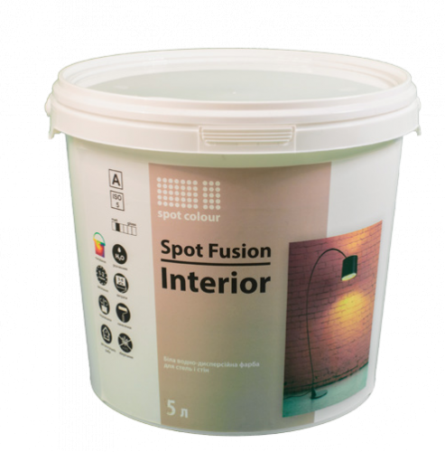 Краска интерьерная Spot Fusion Interior Econom Spot Colour