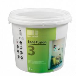 Краска интерьерная Spot Fusion 3 Spot Colour