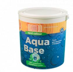 Грунт водный с биоцидным действием для дерева Aqua Base Spot Colour