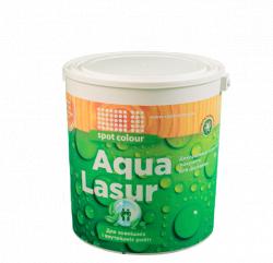 Лазурь водная для древесины Aqua Lasur Spot Colour