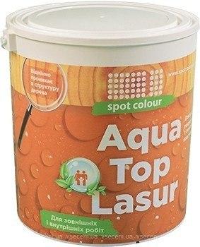 Топлазурь водная для древесины Aqua Top Lasur Spot Colour
